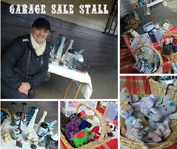 Garage Sale Collage Words